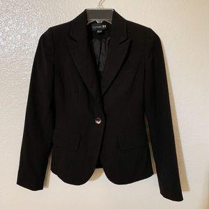Forever 21 // black blazer
